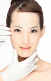 Kosmetische Chirurgie Royalty-vrije Stock Foto's