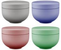 Kosmetische container stock illustratie