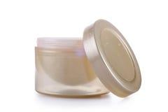 Kosmetische container Stock Afbeelding