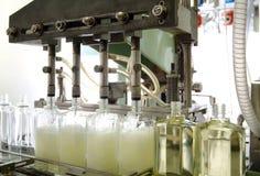 Kosmetische Fabrik Lizenzfreie Stockfotos