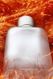 Kosmetische Flasche Lizenzfreies Stockfoto