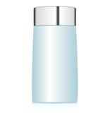 Kosmetische Flasche Lizenzfreie Stockfotografie