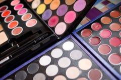 Kosmetische Hilfsmittel Stockfoto