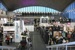 Kosmetische markt stock fotografie