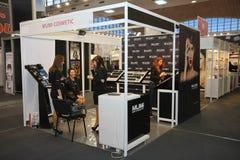 Kosmetische markt stock afbeeldingen