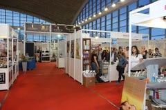 Kosmetische markt stock foto