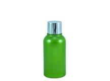 Kosmetische oliefles Royalty-vrije Stock Afbeelding