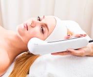 Kosmetische procedures Royalty-vrije Stock Fotografie
