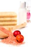 Kosmetische producten Royalty-vrije Stock Afbeeldingen