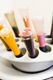 Kosmetische reeks stock afbeelding