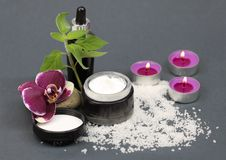 Kosmetische room stock afbeeldingen