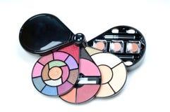 Kosmetische uitrusting royalty-vrije stock afbeelding