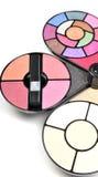 Kosmetische uitrusting Stock Afbeeldingen