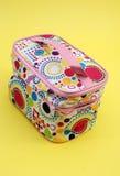Kosmetische zakken Stock Afbeeldingen