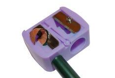 Kosmetischer Bleistiftspitzer Lizenzfreie Stockfotografie