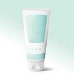 Kosmetisches Gefäß Lizenzfreie Stockfotos