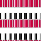 Kosmetisches nahtloses Vektormuster Abstrakter Hintergrund Sommerneonhintergrund lizenzfreie abbildung