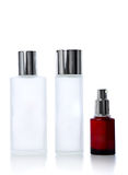 Kosmetisches Produkt Stockfotos
