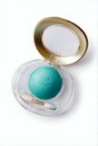 Kosmetisches Pulver Stockfotografie