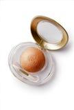 Kosmetisches Pulver Lizenzfreies Stockfoto