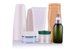 kosmetisk produkt Arkivbilder