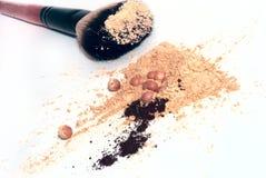kosmetiska hjälpmedel Royaltyfri Bild