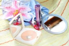 Kosmetiska kvinnor Royaltyfri Fotografi