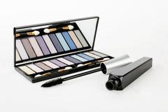 kosmetiska produkter Arkivbilder