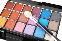 kosmetiska produkter Arkivfoto