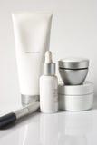 kosmetiska produkter Royaltyfria Foton