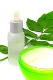 kosmetiska produkter Arkivbild