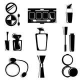 kosmetiska symboler Fotografering för Bildbyråer