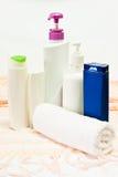 kosmetyczna opieka zdrowotna Zdjęcie Stock