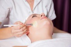 Kosmetyczne procedury Zdjęcie Royalty Free