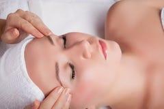 Kosmetyczne procedury Zdjęcia Stock