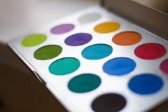 Kosmetyczni narzędzia Zdjęcia Stock