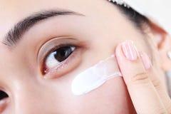 kosmetyczny facial Fotografia Stock