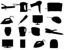 Kosmetyk cleaning i grzejni urządzenia, Zdjęcie Stock