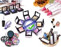 kosmetyk naturalny fotografia stock
