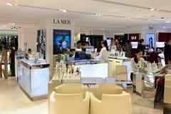 Kosmetyka butika wnętrze Fotografia Royalty Free