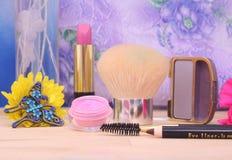 Kosmetyki zdjęcie stock