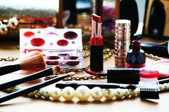 Kosmetyki Obraz Royalty Free