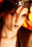 kosmetyki artystycznych Obraz Royalty Free