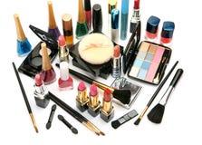 kosmetyki dekoracyjni Fotografia Stock
