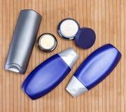 Kosmetyki dla mężczyzna Zdjęcie Stock