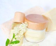 kosmetyki naturalnych Zdjęcie Royalty Free