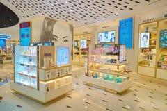 Kosmetyki przechują w Hong Kong zdjęcie royalty free