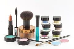 kosmetyki uzupełniali różnorodnego Fotografia Royalty Free