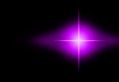 kosmiczny starburst Zdjęcia Stock