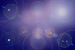 Kosmische achtergrond Royalty-vrije Stock Foto's